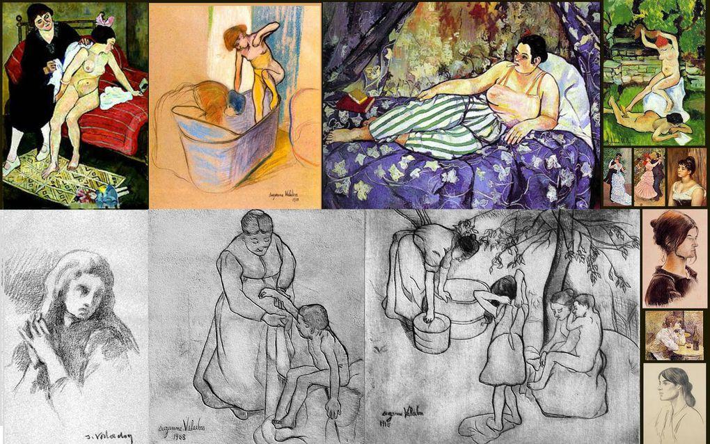 Des présentations art que vous avez pu découvrir dans mon blog