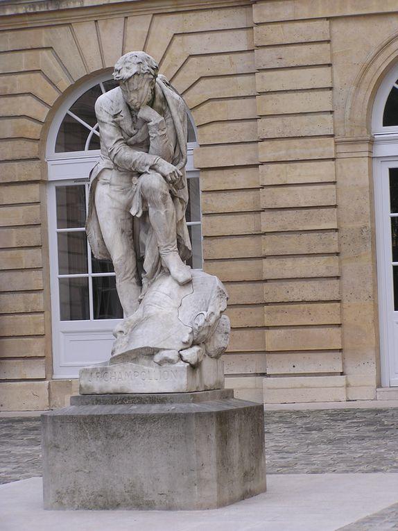 Quelques photos prises avant le Forum Science, Recherche et Société du lendemain au Collège de France