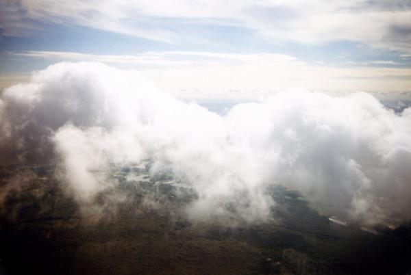 Premiers vols à Chelles le Pin