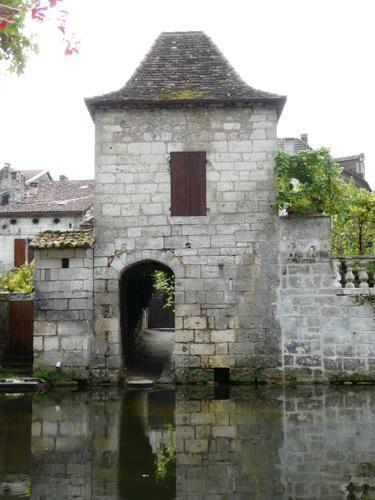 Brantôme, la Venise verte du Périgord.Merci à mon ami christophe pour les photos - août 2008