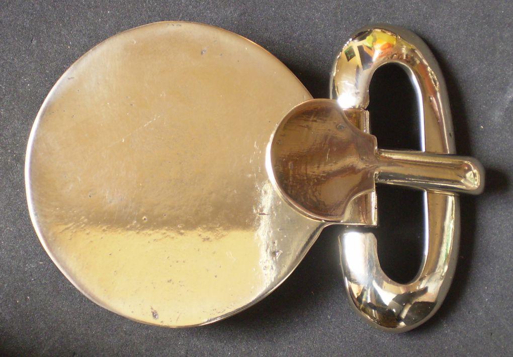 Bijoux de la periode franque mérovingienne