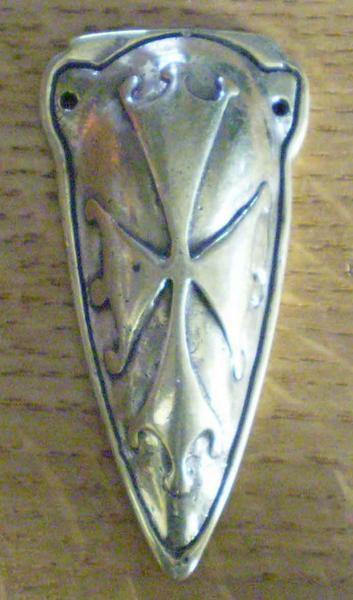 Bijoux découvert en France de la période Gothique