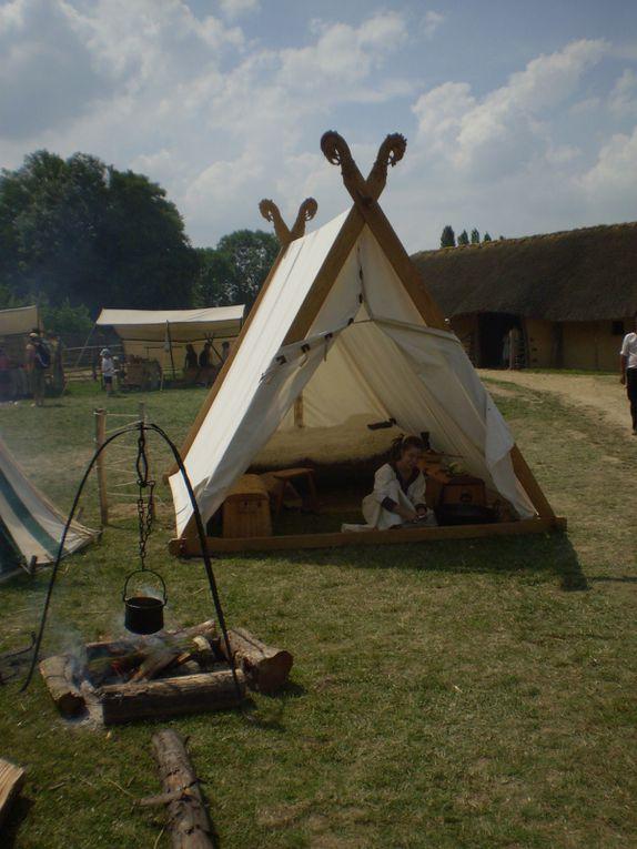 Quelques réalisation de tentes a mon actif