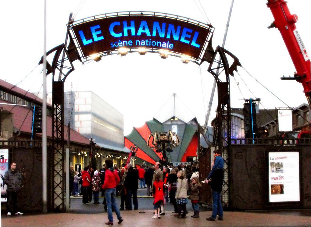 Album - La Machine au Channel a Calais