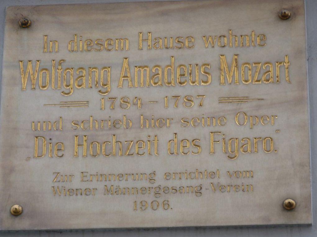 Séjour à Vienne/Autriche