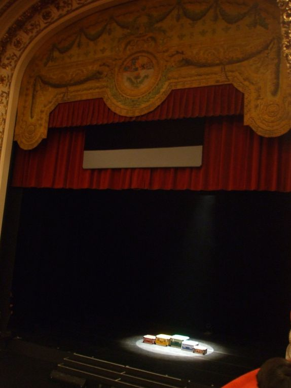 Concert à l'opéra