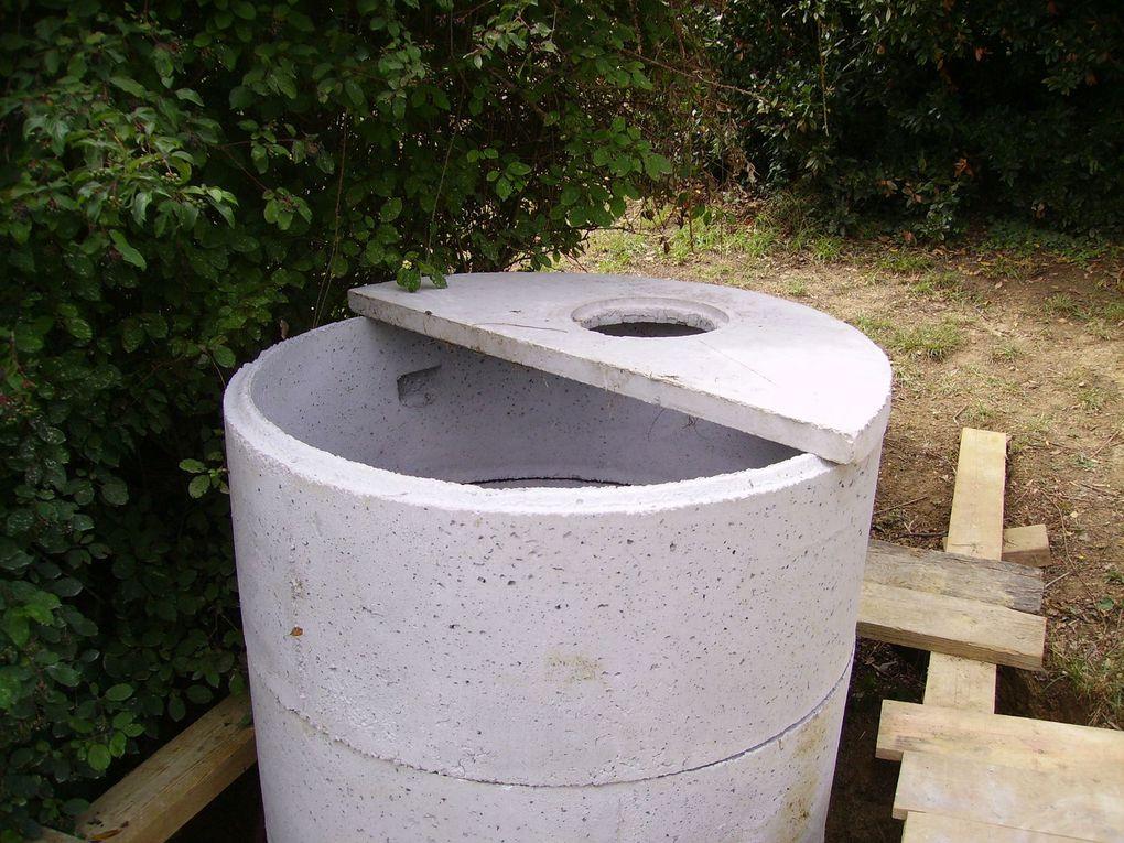 Curage de puits. Cureur de puits.Puisatier sur le gers et la région de Vic-Fezensac
