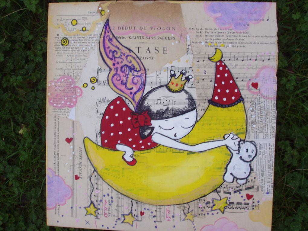 Album - crayons-et-pinceaux