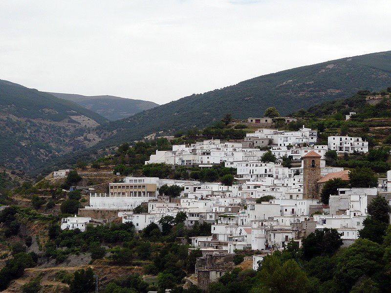 Fin du voyage, traversée de l'Andalousie jusqu'à Tarifa