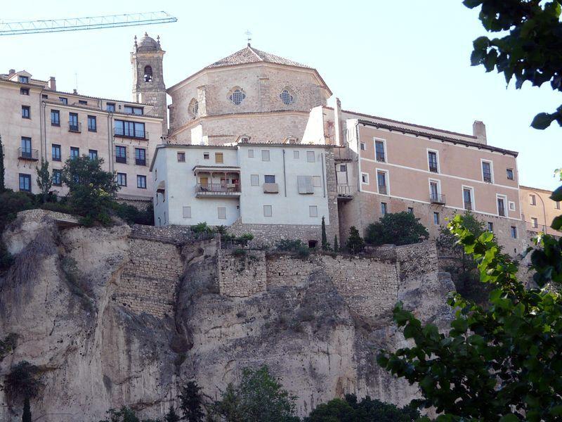 Courte visite de Cuenca ville espagnole inscrite au Patrimoine de l'Humanité