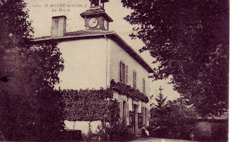 Album - Saint-André 1900