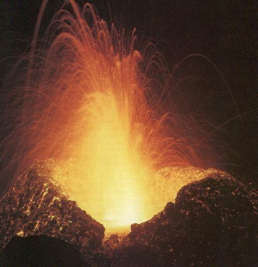 Album - Eruptions volcaniques