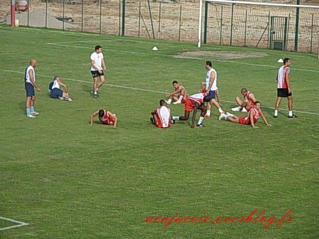 Photos de l'entraînement du jeudi 25 juin 2009 à 18h30