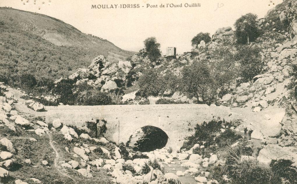 la ville de moulay idriss zerhoun une histoire d un apys d une société d une culture