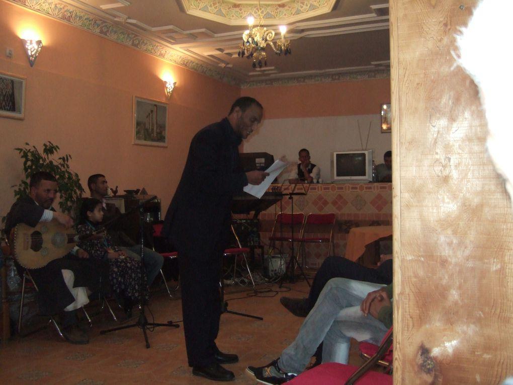 souvenir du festival de poesie avril 2011