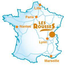 plans Prémanon, les Rousses, appatements, chalets, domaines skiables...