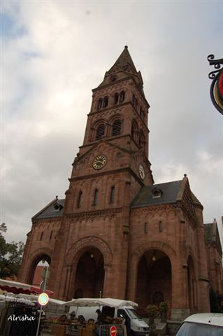 Région Alsace : Bas-Rhin, Haut-Rhin ,