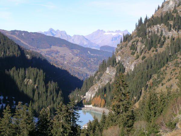 Album - Val-de-Bagnes-31-octobre-4-novembre-2007