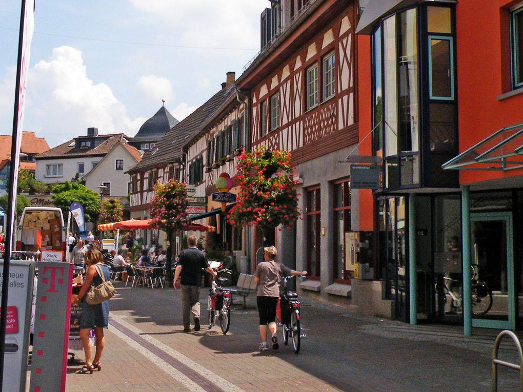 Bilder aus unserem Urlaub in Heppenheim.