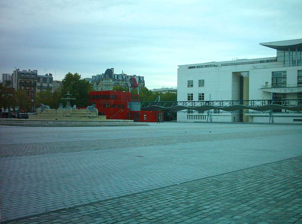 Album - Paris-Parc de la Villette