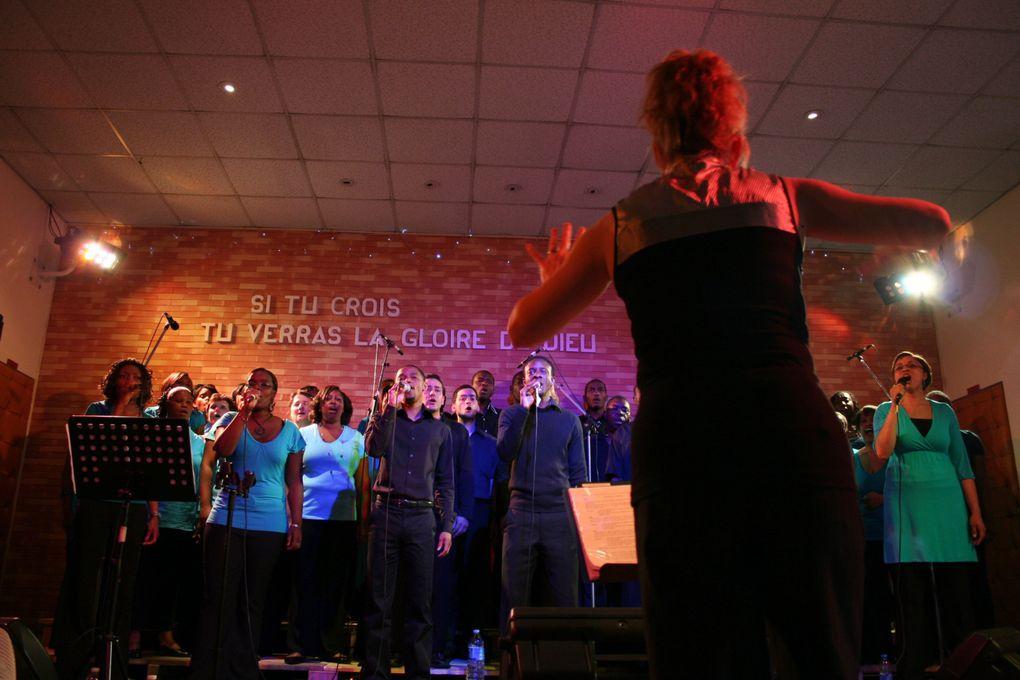 Nous avons chanté à l'église : d'Epiney sur Seine, Livry Gargan et Montfermeil