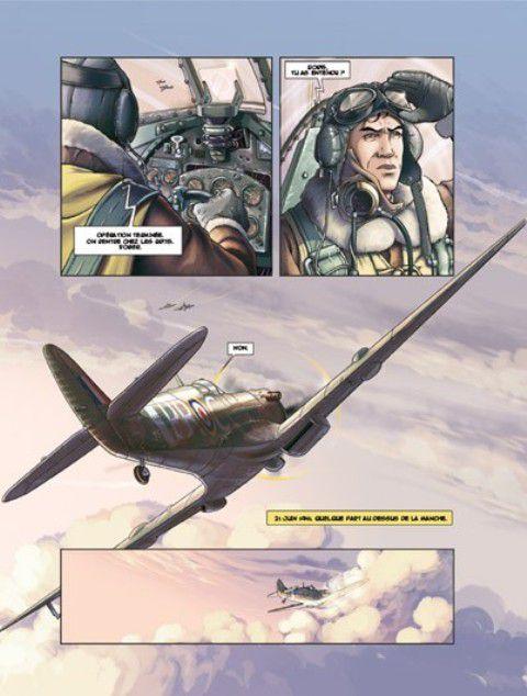 Album - Bd sur les avions