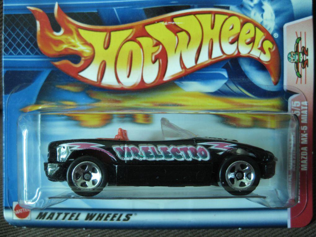 Album - Hotwheels-M