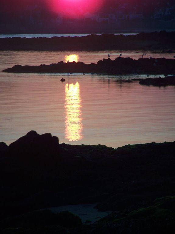 Mes photographies de ciel breton...