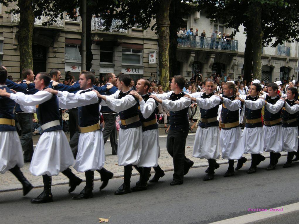 L'album de la Grande Parade 2010 à l'Inter-Celtique deLorient40 ans déjà !