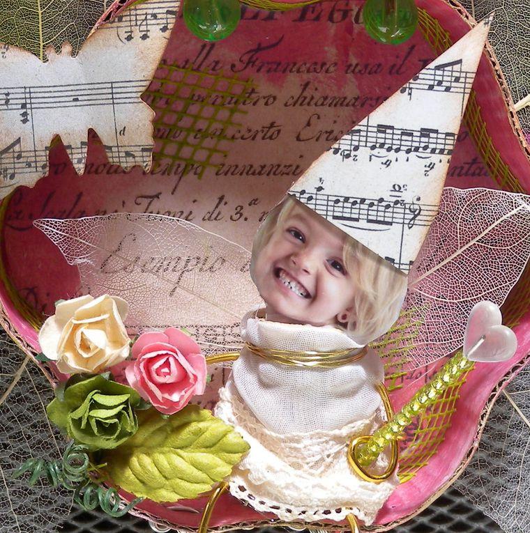 Album - mixed-media---atc---art-square---mail-art--.