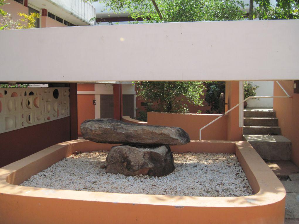 Album - Les maisons d'Auroville