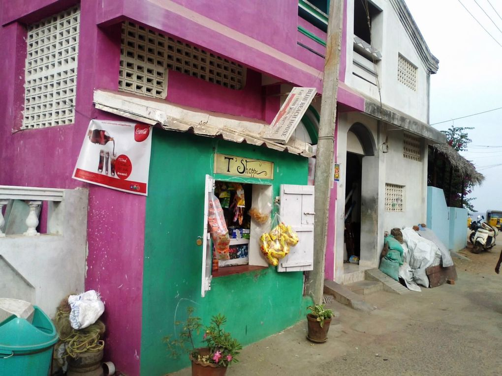 Album - Pondichery