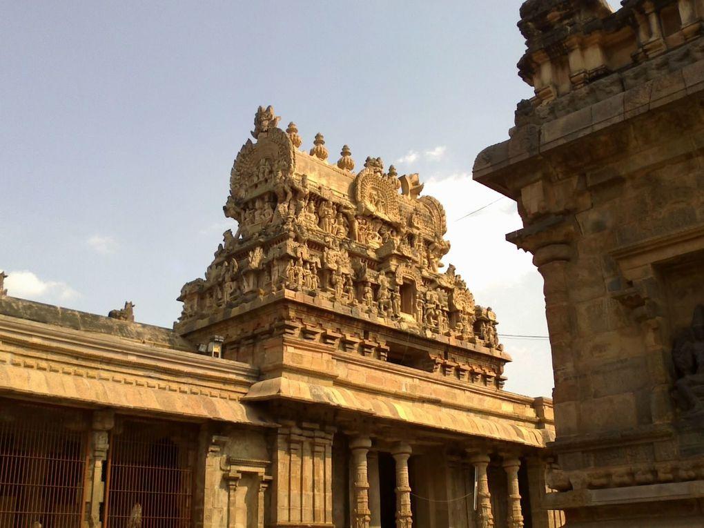 Les plus beaux temples de l'Inde du sud