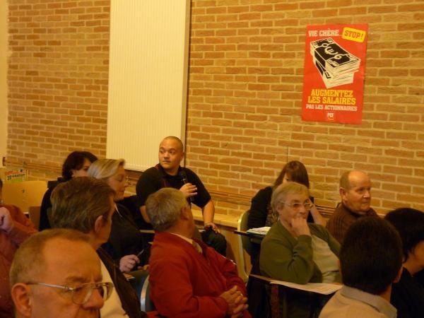 Album - Conférence de section 15 et 16 novembre 2008