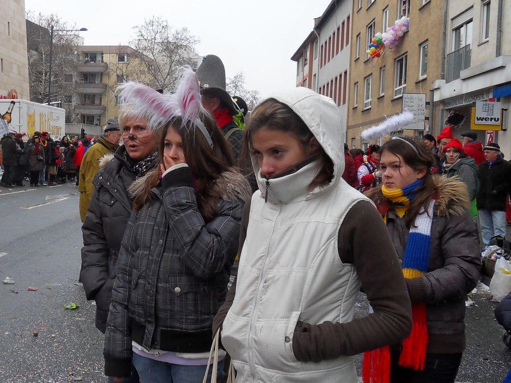 Katzen, Kinder, Karneval :))