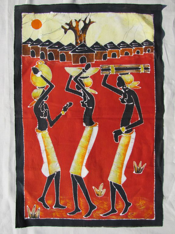 Artisanat du Burkina Faso