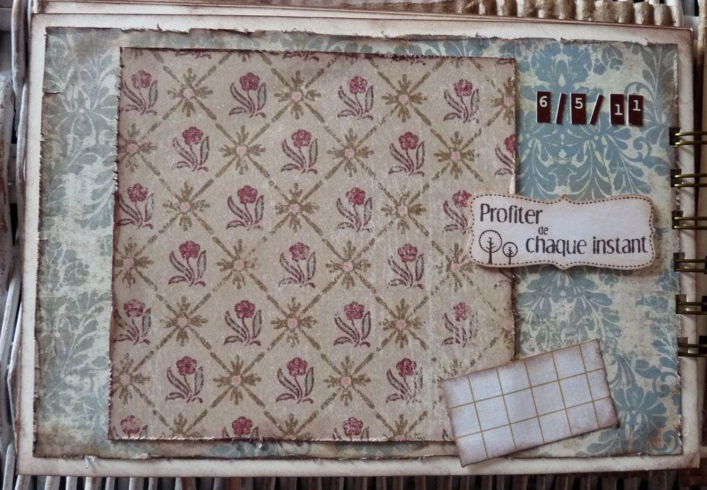Album - Carnet-de-Voyage