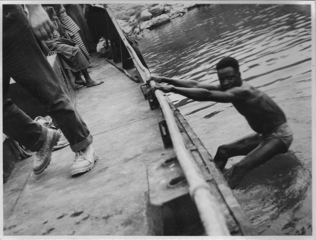 Des photos prises au Congo dans les années 1950, dans la région du Kouilou et le Mayombe (encore merci à Françoise !)