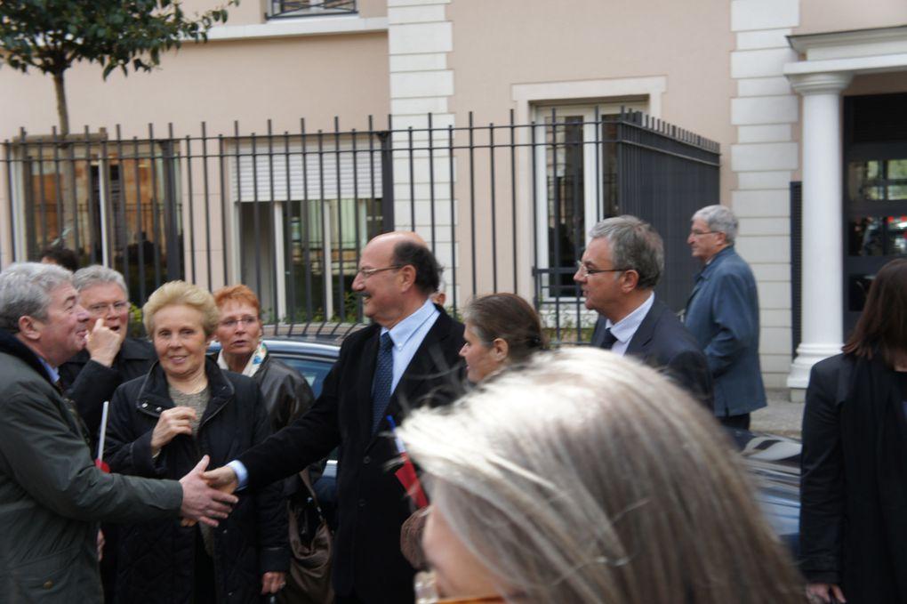 Formidable meeting de N. SARKOZY dans le Val de Marne