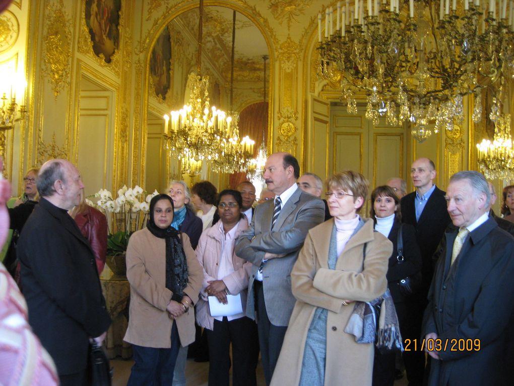 Album - Visite-de-l-Assemblée-nationale-le-21-mars-2009