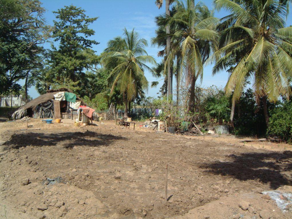 Le village de Niomoune raconté par ses élèves.