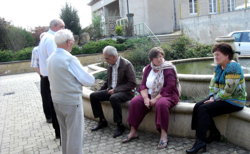 Hestroff - RV annuel des + de 60 ans