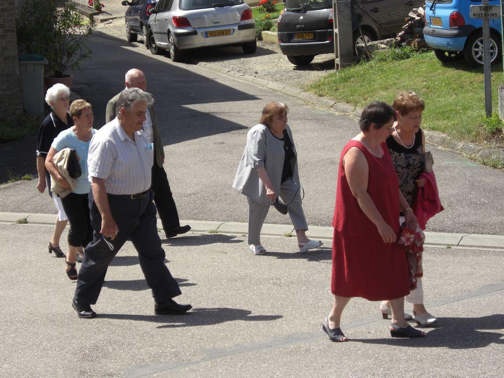 La paroisse de Hestroff renoue avec les traditions.