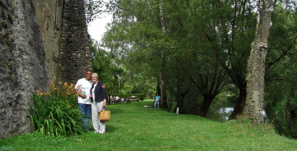 traditionnelle bourse des plantes au château de Freistroff. Ici le 3 avril 2011.