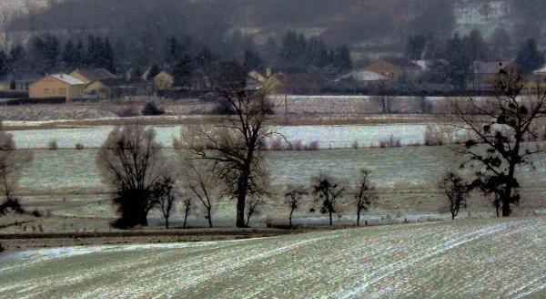 Hestroff fin 2008 et début janvier 2009