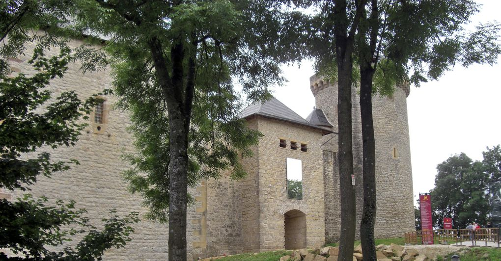 Album - Château de Malbrouck or Malborough