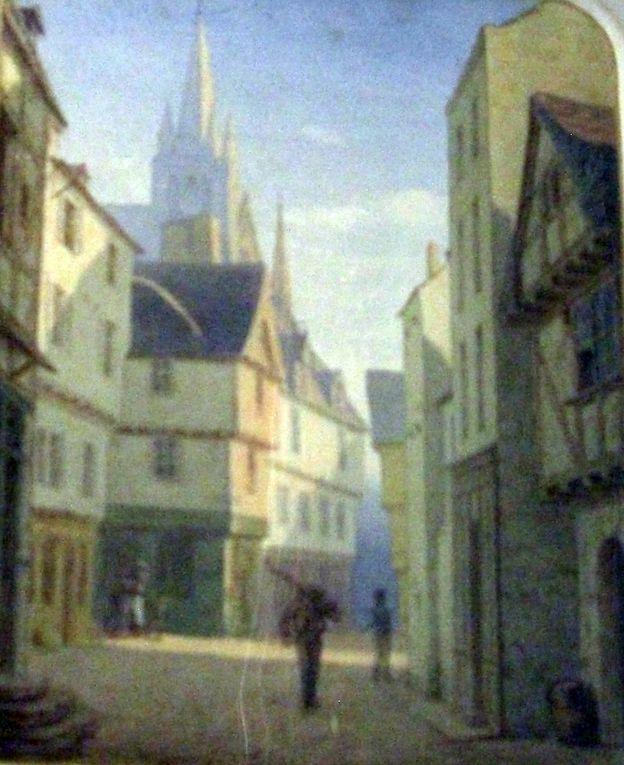 Ambiance bretonne 19e siècle. Incontournable.