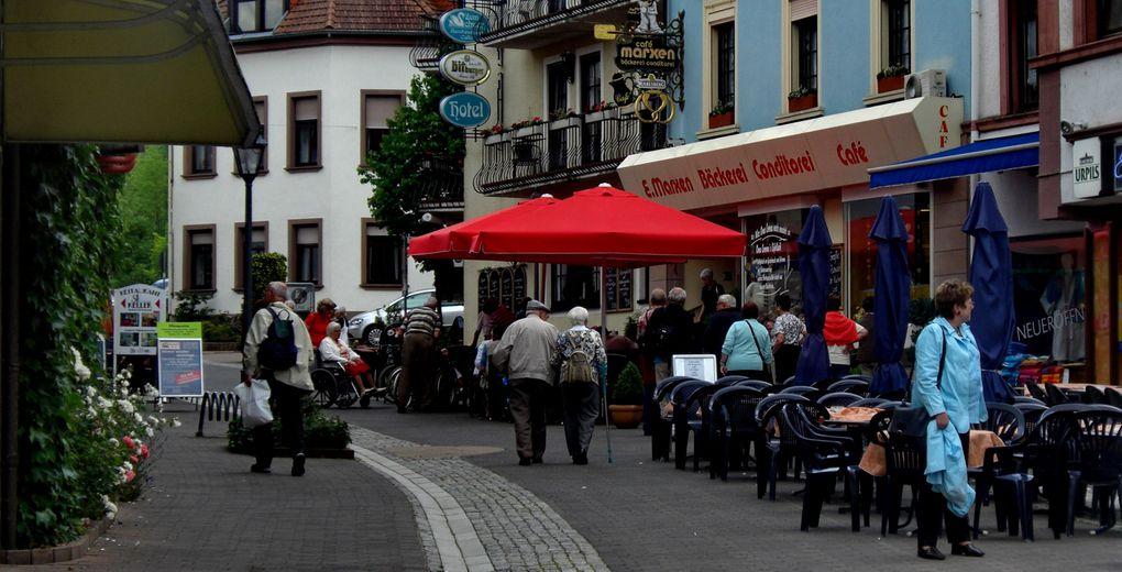 Découverte de la petite ville sarroise siège de Villeroy & Boch