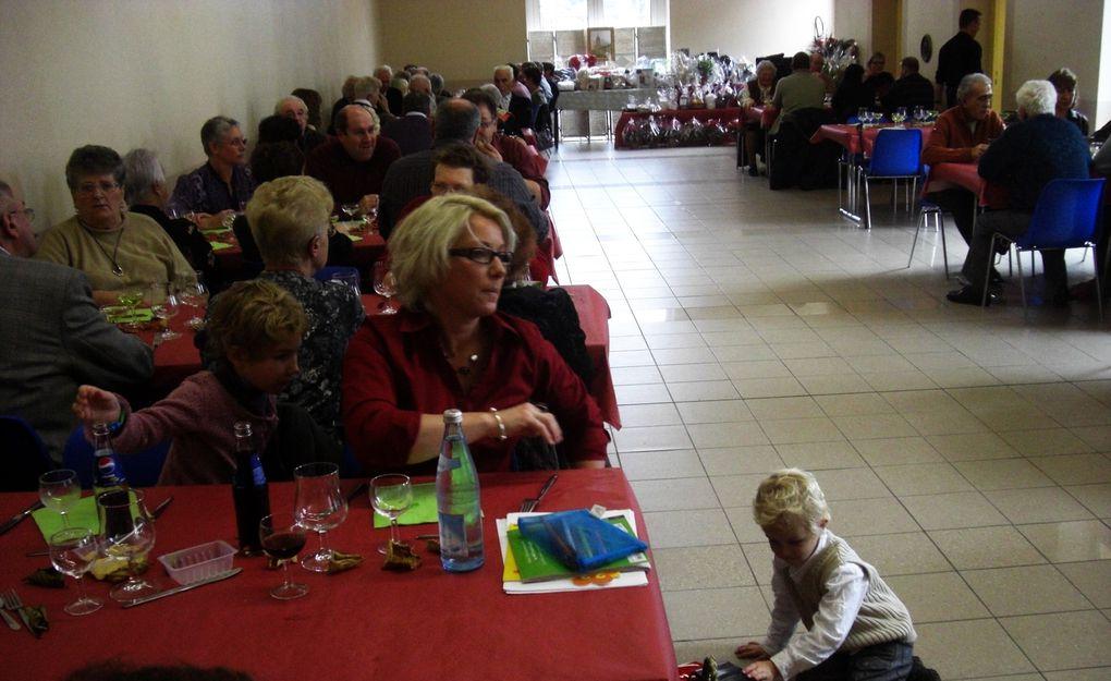 Repas au profit de l'église de Hestroff. Edition 2009