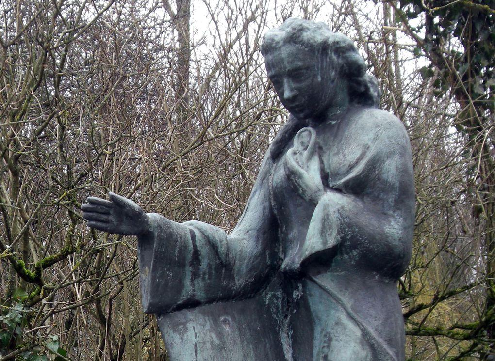 Sainte Oranne vénérée au sein de l'ancienne seigneurie de Berus qui appartenait anciennement à la Lorraine, aujourd'hui de part et d'autre de la frontière franco-allemande entre Moselle et Sarre.